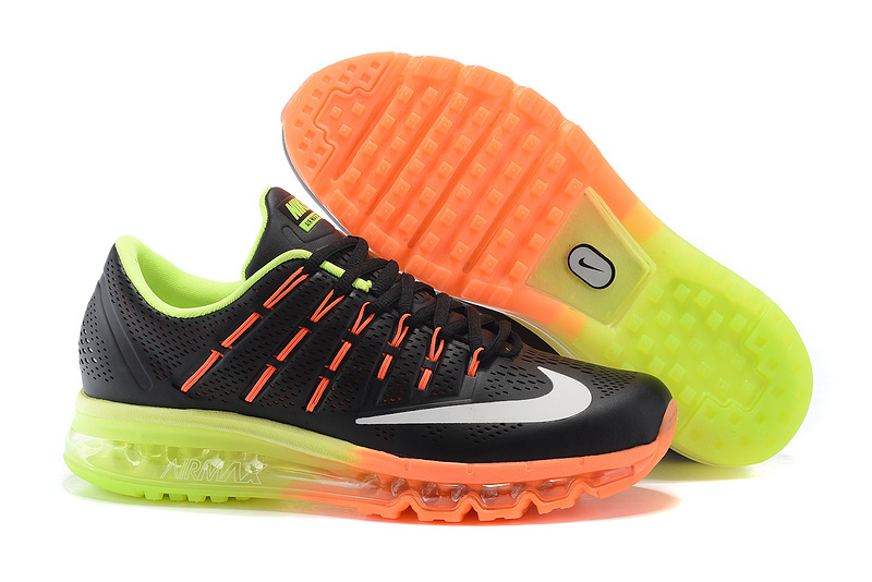 Air Max 2016 Orange Et Jaune