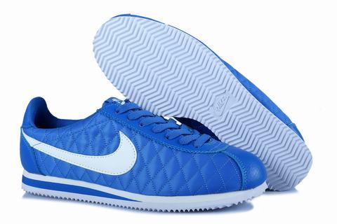 Nike Cortez Homme Verte